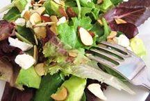 Salads & Salad Dressings / by Kilah Wilkinson