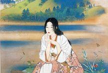Peinture Japonaise 24