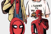 Spiderman hpmecoming