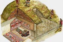 Tumulus section