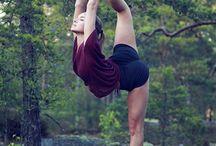 Йога, красота и здоровье.
