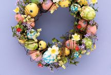 Wreaths / by Jennifer Doerfler