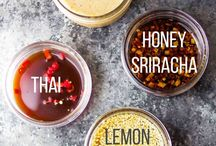 Sauces/dressings