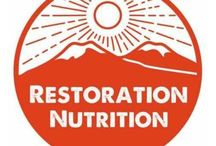 Restoration Nutrition - Articles / Articles to help you on your journey to learning more about how what you eat affects your health.