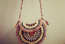 Bags - Crochet and Sewing / by Anabel Katy
