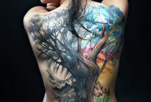 Tattoos & Piercings / by Niki White