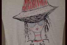 Camisetas Mujer- Talento x2