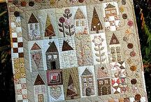 wall hanging and textile art