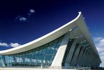 航站楼造型