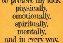 Protection of kids prayer