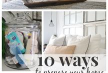 Be Our Guest ! / All about making guests feel welcome, in all rooms of the house. Bathroom, bedroom, bar, etc. Tips to make them feel at ease by including items they might've left behind.
