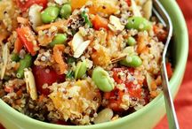 Mary's Food Ideas / Lunches, salads and good stuff IDEAS :)