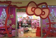 Craciun !!! / Iarna aceasta, deschide bucuria si fii parte din experienta Hello Kitty !