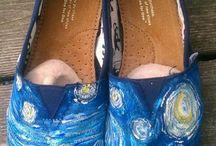 paint my shoes!