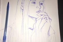My sketches / Drawing