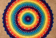 Chrochet circle patterns