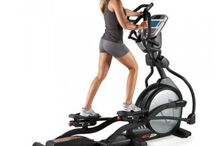 Elliptical workouts / ideas for new workouts for the elliptical