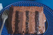 bolos de chocolate pascoa