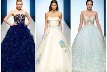 2018 Bridal Trends & Wedding Dress Trends / Latest trends from international bridal preview shows.