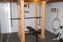 Home gym / by Michelle Nathan