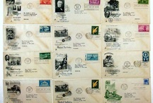 Postage Stamps / by Lloyd's Board Room