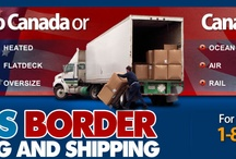International Shipping from USA to Canada
