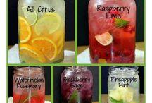 Sugarless drinks / Making drinks
