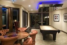 Man Cave Home Designs