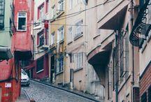 city and human