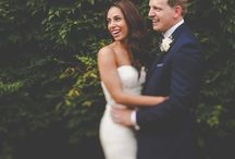 Real Wedding - Zillia & Martyn / This couple shared a special moment with their guests and tied the knot in the great outdoors.