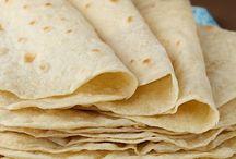 Flatbread/Tortillas/Parathas/Chapatis