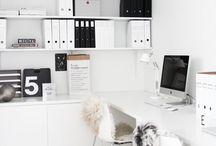 kantoor thuis / Kantoor