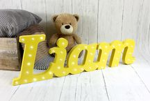 Light up letters, names, signs