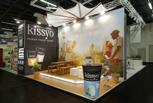 exhibition stand projects [ -M- up to 200 qm² ]