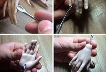 clay art human