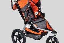 BOB REVOLUTION Pro jogging stroller