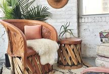 Rustic Mexican Decor