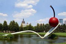 Outdoor: Sculpture Gardens