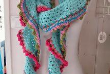 Ponchos y Ponchitos / ponchos de crochet
