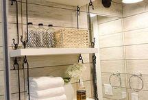 Travel Decor Idea for Bathroom