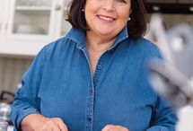 All Things Ina Garten / A board with photos that I've used in stories about the Barefoot Contessa, Ina Garten.