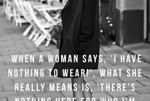 Fashionable Quotes