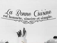 Citations cuisine