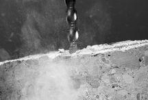 UNELTE SI ECHIPAMENTE PENTRTU CONSTRUCTII / Burghie profesionale cu prindere cilindrica, SDS-plus sau SDS-MAX pentru beton si zidarie