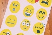 Emoji / Sarı sarı