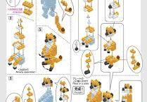 Lego instruction.