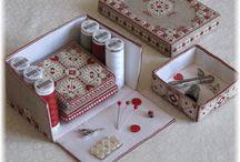 pudełka i okładki