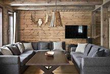 horske interiery
