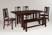 dining room / by Hannah Bauer