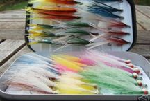 Saltwater Flies & Tying / by Jon Hoegstrom
